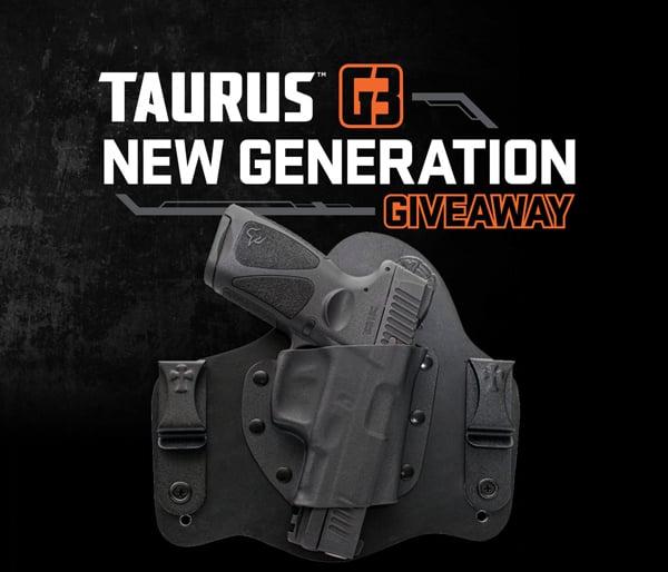 TAURUS_Giveaway